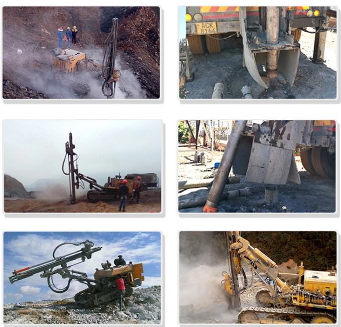 Thread Overburden Drilling Systems With Tungsten Carbide Button For Water Well