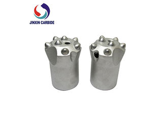 China Down The Hole Hammer Drill Bits , Forging Processing Type Rock Drilling Tools supplier