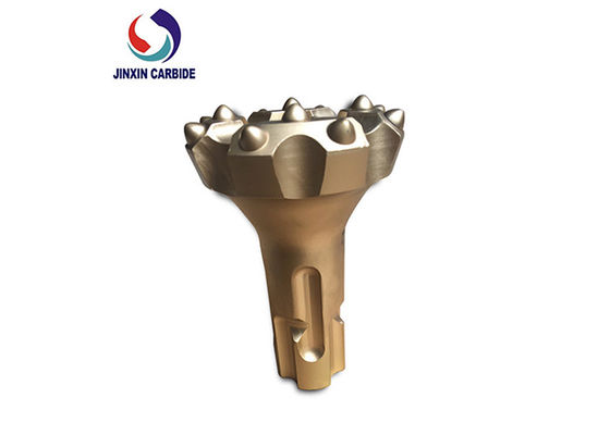 China DTH Rock Drill Bit Forging Processing Type Downhole Drilling Tools supplier